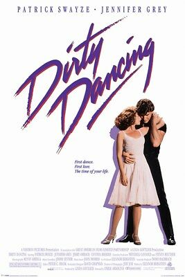 Dirty Dancing The Time of My Life Poster 61x91.5cm
