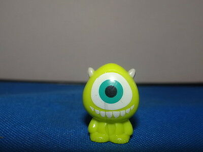 Disney Wikkeez Monstrs Inc *Mike Wazowski *