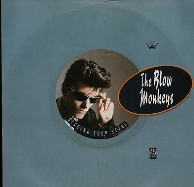 "The Blow Monkeys(7"" Vinyl P/S)Digging Your Scene-RCA-MONK 1-UK-1986-VG/VG"