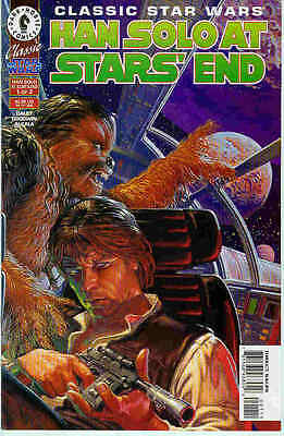 Classic Star Wars: Han Solo At Stars' End # 1 (of 3) (Alfredo Alcala) (USA,1997)