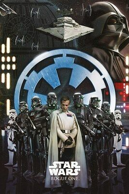 Star Wars Rogue One Empire Poster 61x91.5cm