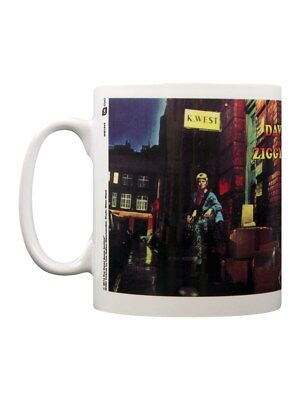 David Bowie Ziggy Stardust White Mug