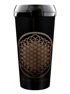 Bring Me The Horizon Sempiternal Black Travel Mug