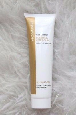 MONU SPA FIRST DEFENSE Soothing After Sun - soin après-soleil aloe vera VAL 28€