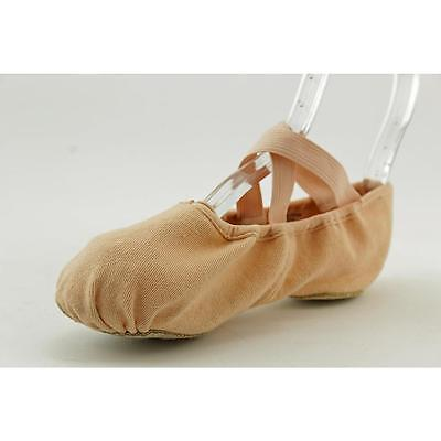 Bloch Zenith Youth US 5 Pink Dance Pre Owned  1625
