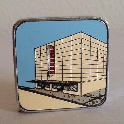 Vintage The Clegg Co Tape Measure Mid Century Modern Architecture