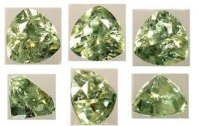 RARE Antique 19thC Siberia Demantoid Garnet Koran's Fourth Heaven Persia Royalty