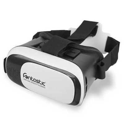 VR Virtual Reality 3D Brille 360° Panorama für SAMSUNG Galaxy S3 / S4 / S5