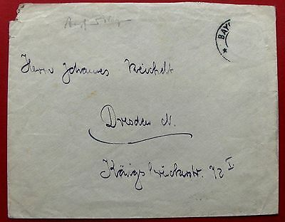 1914 Bayreuth  WINIFRED WAGNER - Autograph