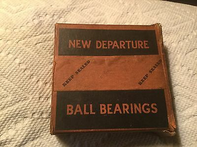 New Departure Ball Bearings Delco 909602 ~  NOS
