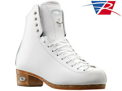 New Riedell Skating Boots 875 Silver StarDouble Triple Jumps  Stifness 90