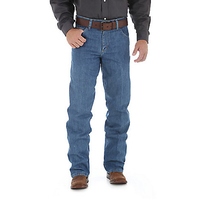 WRANGLER No.23 20X Relaxed Fit Straight Cut Vintage Blue Jeans 23MWX-VB