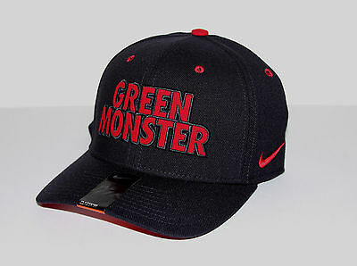 3c1d8994b5f8c Nike Boston Red Sox Mlb Green Monster Local Verbiage Osfm Dri-Fit Hat cap
