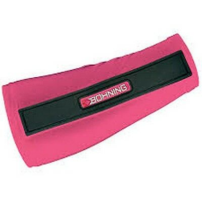 Bohning 801009-S-HP Slip On Armguard Small Hot Pink