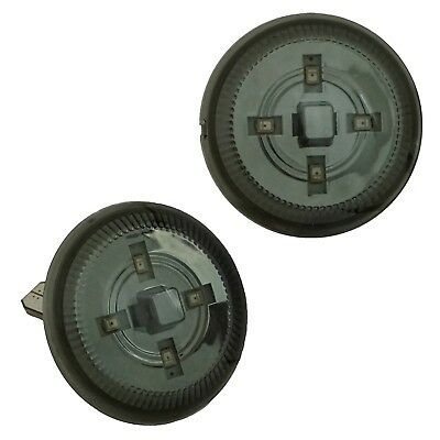 LED Smoked SIDE REPEATERS front wing Indicators for Range Rover L322 2002-12