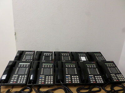 Lot of 50 Avaya Lucent 8410D Digital Display Phone w/ Speaker WORKING FREESHIP