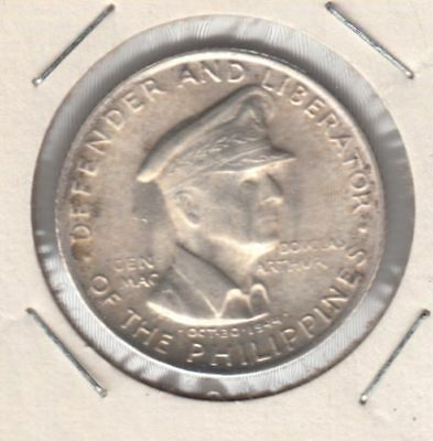 BU 1947-s 50 centavos...never a reserve and free shipping!