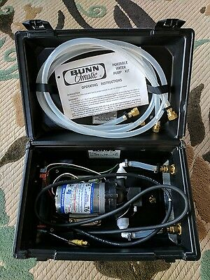Bunn Pump Kit - Part No. 12460.0000 Bottled Water Dispensing Pump NEW!