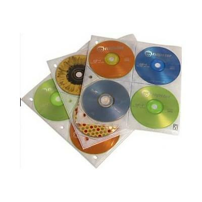 Case Logic CDP-200 CD ProSleeve Pages, 200 Disc