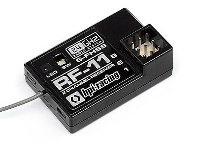 New! 105407 HPI RACING HPI RF-11 RECEIVER (2.4GHZ/2CH) [Electronics]