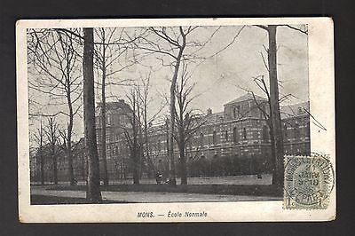 MONS - Ecole Normale (1906)