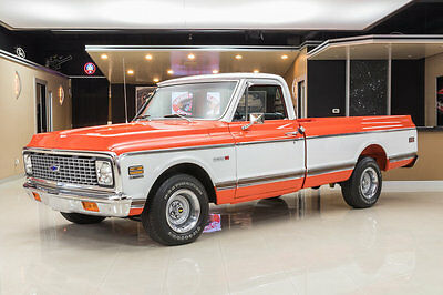 1972 Chevrolet C-10  Frame Off, Rotisserie Restored! #s Matching GM 402ci V8, TH400 Auto, PS, PB, A/C