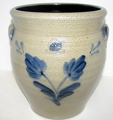 Rowe Pottery Historical Collection Vase 1998
