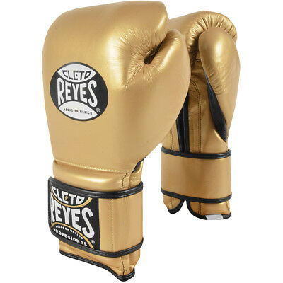 Black//Gold Title Boxing Ali Infused Foam Hook and Loop Training Boxing Gloves