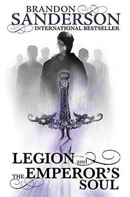 Legion and The Emperor's Soul by Sanderson, Brandon | Paperback Book | 978057511