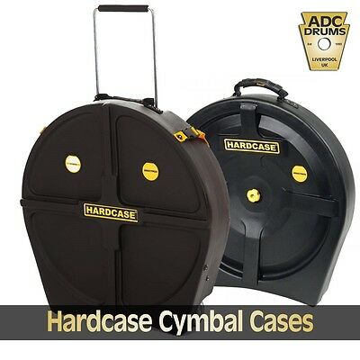"HardCase Cymbal Case: 20""/22""/24"" Hard Shell Cases (6CYM/9CYM/12CYM)"