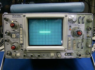 Tektronix 475A 2-channel Oscilloscope