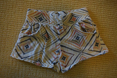 Toddler Girl Pull on Shorts Old Navy Size 4t