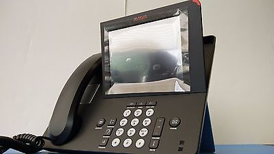 Avaya 9670G Office Color Touchscreen Display IP VOIP Gray Office Phone 700460215