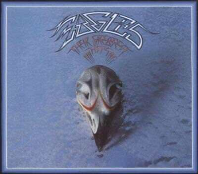 Eagles - Their Greatest Hits, Vols. 1 & 2 New Cd