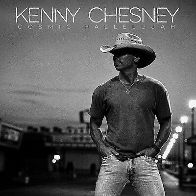 Cosmic Hallelujah * by Kenny Chesney (CD, Oct-2016, Columbia (USA)) NEW