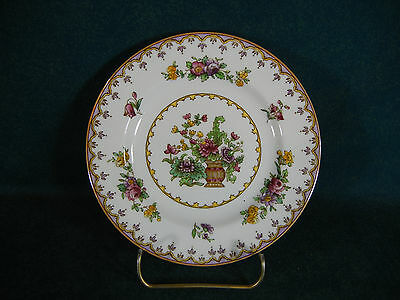 "Copeland Spode Peplow Yellow Trim 6 1/8"" Bread and Butter Plate(s)"