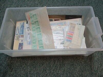 Kappystamps Small Lot (About 100) Israel Tab Stamps And Souvenir Sheets Mnh
