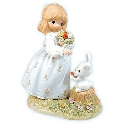 NEW! Precious Moments Some Bunny Loves You**4001247*RETIRED*