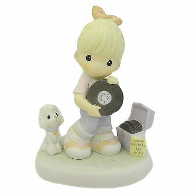 RETIRED*Precious Moments Figurine*4001670*Hopping For The Best*BRAND NEW IN BOX*