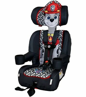 KidsEmbrace Combination Booster Car Seat - Paw Patrol Brand New!! Free Shipping!