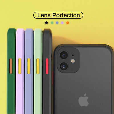 Case For iPhone 11 Pro MAX XS XR X 7 8 + Cover 360° Shockproof Hybrid Protective