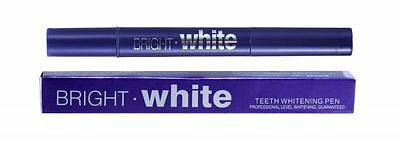 ☆ Stylo Blanchiment Des Dents Pinceau Gel Blanchisseur Bright White Neuf ☆
