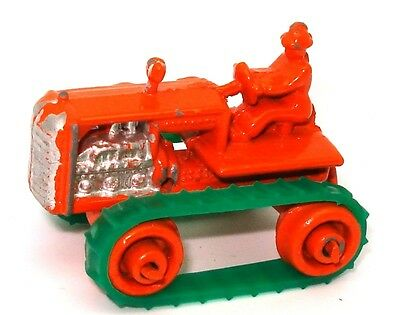 Benbros Mighty Midget No. 10 Crawler Bulldozer - Rare