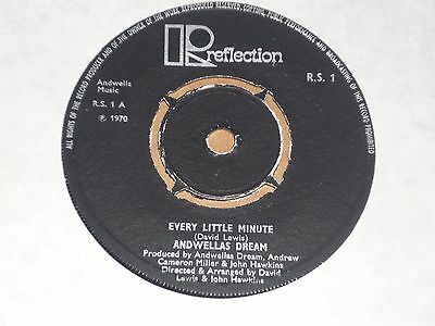 """Andwella's Dream """"Every Little Minute"""" Reflection 45"""