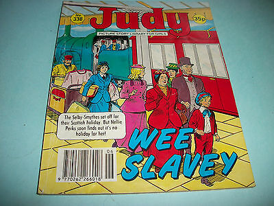 1991 Judy Picture Story Library comic no. 338
