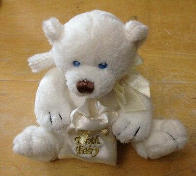 Ganz Tooth Fairy Bear Plush New Not In Package