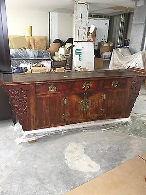 Chinese Antique Altar Table, Console or Sofa Table - great condition!