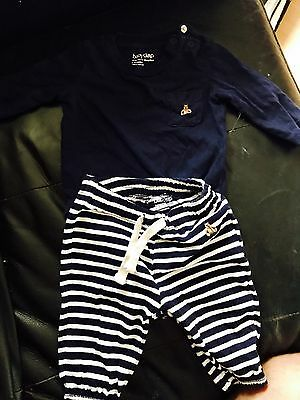 GAP Baby Boys 0-3 Months - 2-Piece Outfit