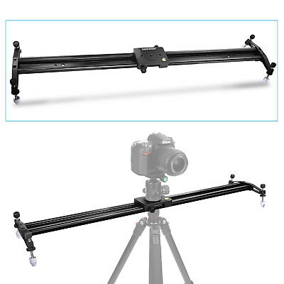 Neewer 80cm DSLR Kamera Track Dolly Slider Video Stabilisierung System