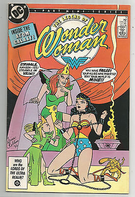 Legend Of Wonder Woman # 3 * Dc Comics 1986